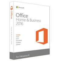 MS OFFICE Home and Business 2016 LICENCE