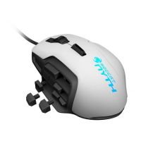 ROCCAT Nyth Modular White MMO Laser Gaming Mouse ROC-11-901