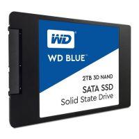 SSD Western Digital 2TB Blue 3D NAND SATA III WDS200T2B0A