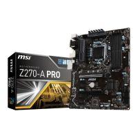 MSI Z270-A PRO LGA1151