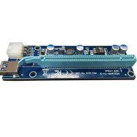 Makki Mining Riser/Extender PCIe 1 to 16 v.1701A 470uf SR1701A-470