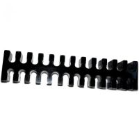 GELID SOLUTIONS 24p Acrylic cable holder black PL-ATXCM-24P-02