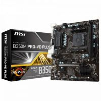 MSI B350 PRO-VD PLUS AM4