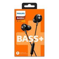 Philips BASS+ Headphones Black SHE4305BK