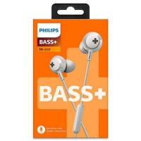 Philips BASS Plus Headphones White SHE4305WT