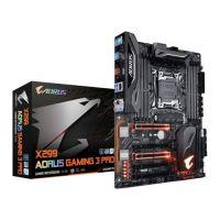 Gigabyte X299 AORUS GAMING 3 PRO LGA2066