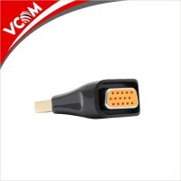 VCom Adapter DP M VGA F Gold plated - CA333