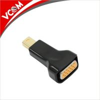 VCom Adapter Mini DP M VGA F Gold plated CA335
