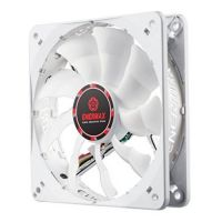 Enermax 12cm white LED fan with PWM UCCLA12P