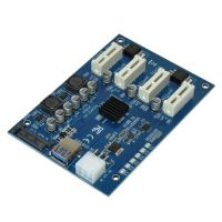 Mining PCI-E splitter 4X MAKKI-MINING-PCIE-4X-v005