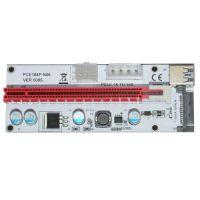 Makki Mining Extender PCI Express 1x to 16x v.8