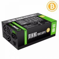 PSU Gamemax 1800W GOLD 90+ Bitcoin Mining 18xPCIe GM-1800