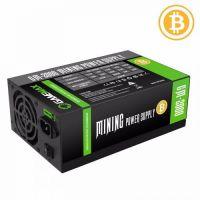 PSU Gamemax 2000W GOLD 90+ Bitcoin Mining 18xPCIe - GM-2000