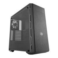 CoolerMaster MasterBox MB600L Midi Gaming Case ODD