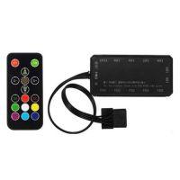Makki RGB Fan controller 10 fans 6pin IR remote MAKKI-RGB-FANCTRL2