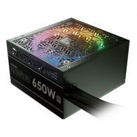 Gamdias PSU - ASTRAPE M1-650W RGB - 80 Plus APFC