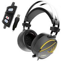 Gamdias Gaming Heaphones HEBE M1 RGB Virtual 7.1 Vibration