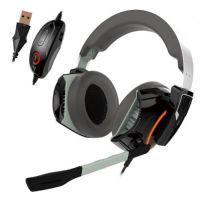 Gamdias Gaming Heaphones HEPHAESTUS P1 RGB Virtual 7.1