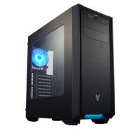 FSP CMT330 ATX MIDDLE TOWER BLACK