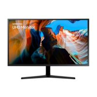Samsung U32J590U 31.5in Ultra HD 4ms 178 2xHDMI DP Dark Blue Grey
