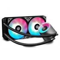 DeepCool Water Cooling CASTLE 240 Addressable RGB DP-GS-H12L-CSL240RGB