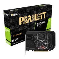 Palit nVidia GTX1660Ti StormX 6GB GDDR5 DVI HDMI DP NE6166T018J9-161F