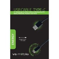 VSM CABLE USB-A TO USB-C 1M