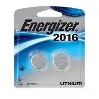 2 X LITH BATT ENERGIZER CR2016