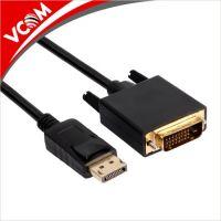 VCom DisplayPort DP M / DVI (24+1) M CG606-1.8m