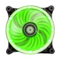 Xigmatek Solar Eclipse II SEII-F1253 Green LED 120mm Fan