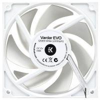EKWB EK-Vardar EVO 120ER White BB 500-2200rpm