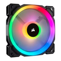 Corsair LL120 RGB 120mm Dual Light Loop 1 Fan CO-9050071-WW