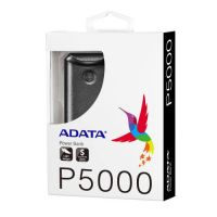 ADATA POWER BANK P5000 5AH BLACK