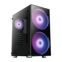 AeroCool Case ATX Python aRGB 2x200mm ACCM-PB15033.11
