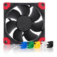 Noctua Fan 80mm NF-A8 PWM chromax.black.swap