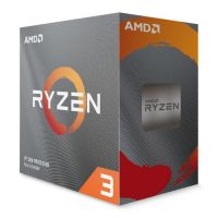 AMD Ryzen 3 3100 4C 8T 3.9GHz 18MB 65W BOX with Wraith Stealth AM4