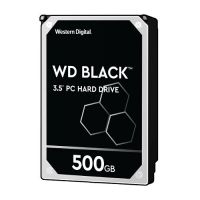 HDD 500GB WD Black 3.5 inch SATAIII 64MB 7200 WD5003AZEX