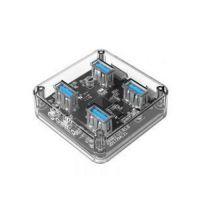 Orico USB3.0 HUB 4 port transparent MH4U-U3-03-CR-BP