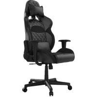 Gamdias Gaming Chair BLACK GAMDIAS-ZELUS-E1-L-Black