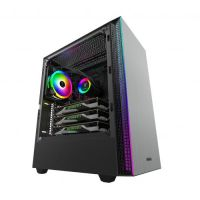 Gamdias Case ATX MARS E1 RGB Tempered Glass GAMDIAS-MARS-E1