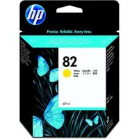 HP C4913A NO82 YELLOW CARTR /EXP