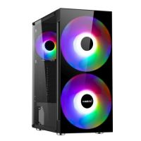 Makki Case ATX Gaming F10 RGB 2F