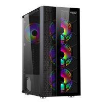 Makki Case ATX Gaming F05 RGB 3F