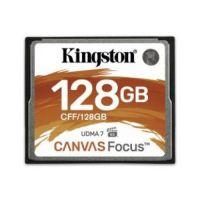 128GB CF CARD CANVAS FOCUS KIN