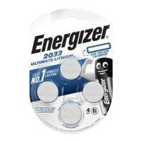 4 X LITHIUM BATTERY ENERGIZER ULTIMATE CR2032
