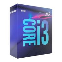 Intel CPU Core i3-9100 3.6GHz 6MB box LGA1151