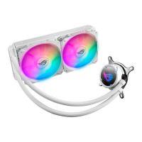 ASUS ROG STRIX LC 240 RGB White Edition liquid CPU cooler