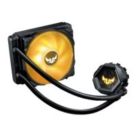 ASUS TUF GAMING LC120 RGB cooler color 120mm fan