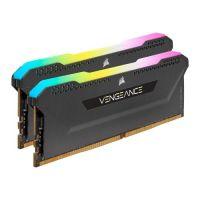 CORSAIR DDR4 16GB 2x8GB 3600Mhz CL18 VENGEANCE RGB PRO CMH16GX4M2D3600C18