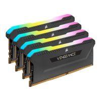 CORSAIR DDR4 32GB 4x8GB 3200MHz CL16 VENGEANCE RGB Pro CMH32GX4M4E3200C16